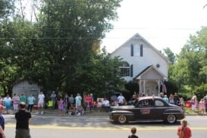 Classic Car Cornelia GA